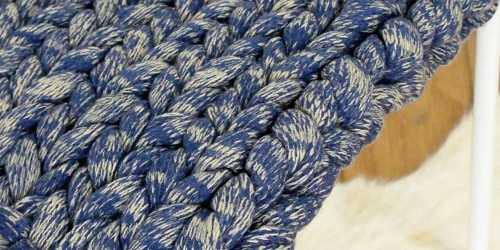 Foto produk  Chunky Seat Cover Blue di Arsitag
