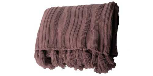 Knitted Baby Blanket Pattern Red Burgundy DécorTextiles And Rugs