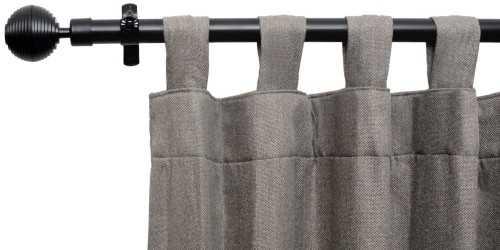 Ulu Curtain - Semi Blackout Panjang 280 Cm X Tinggi 360 Cm DécorCurtains & Blinds