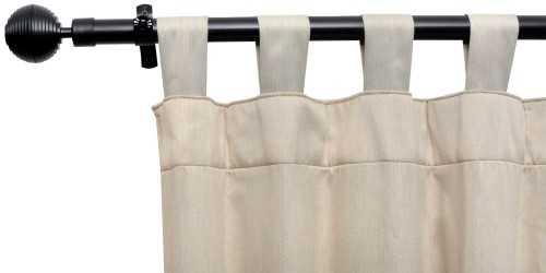 Tik Curtain - Semi Blackout Panjang 280 Cm X Tinggi 360 Cm DécorCurtains & Blinds