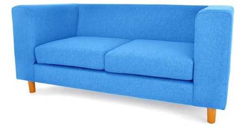 Taby 3 Seater Sofa Set Blue Jay Vienna FurnitureSofa And ArmchairsSofas