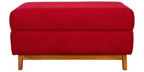 Toril Ottoman Ruby Vienna FurnitureTables And ChairsStools
