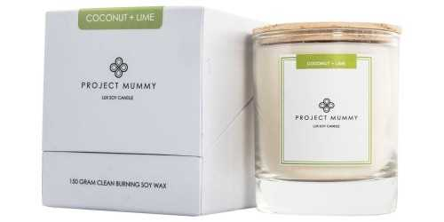 Scent Candle Coconut Lime Medium DécorHome Decorations