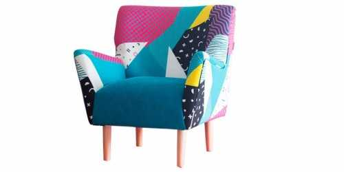 Ondan Armchair - C Patchwork FurnitureTables And ChairsStools