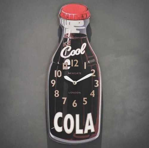Cola Wallclock DécorHome Decorations