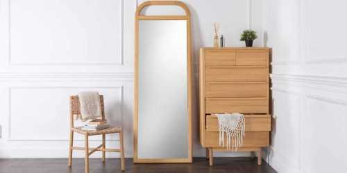 Seed Standing Mirror DécorHome Decorations