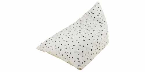 Kiko Beanbag Pizza White FurnitureSofa And ArmchairsPoufs