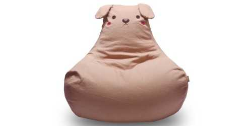 Puppy Beanbag Brown FurnitureSofa And ArmchairsPoufs