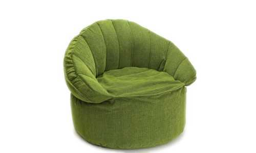 Scilis Beanbag Rover Green FurnitureSofa And ArmchairsPoufs
