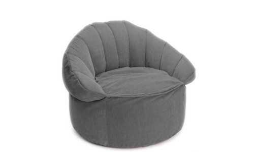Scilis Beanbag Rover Grey FurnitureSofa And ArmchairsPoufs