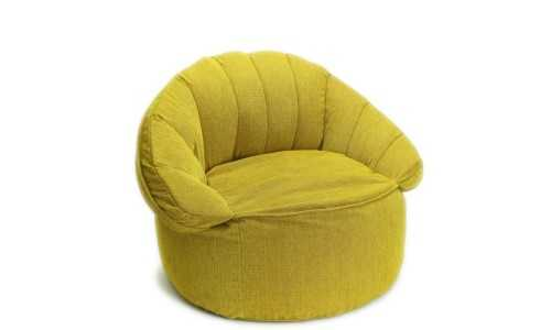 Scilis Beanbag Rover Yellow FurnitureSofa And ArmchairsPoufs
