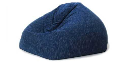 Nuvol Beanbag Tenun Indigo FurnitureSofa And ArmchairsPoufs