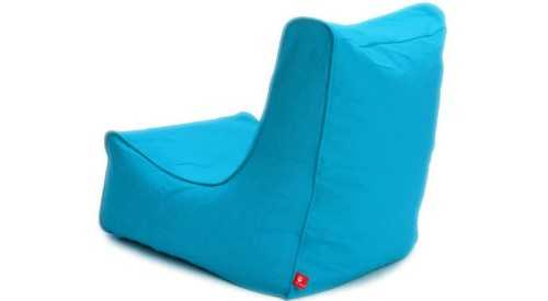 Maison Beanbag Canvas Turquoise FurnitureSofa And ArmchairsPoufs