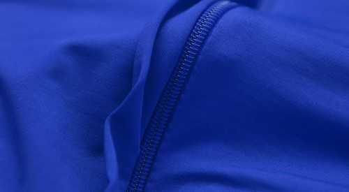 Dwarfy Beanbag Spandex Royal Blue FurnitureSofa And ArmchairsPoufs