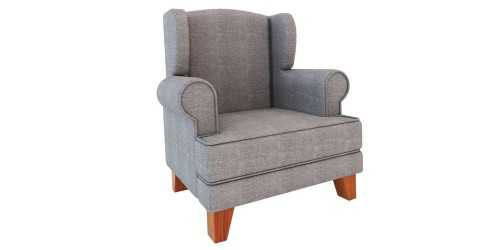 Willow Kids Armchair Grey FurnitureSofa And ArmchairsArmchairs