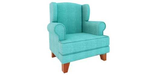 Willow Kids Armchair Turquoise FurnitureSofa And ArmchairsArmchairs