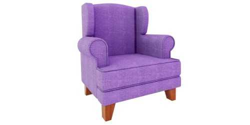 Willow Kids Armchair Purple FurnitureSofa And ArmchairsArmchairs