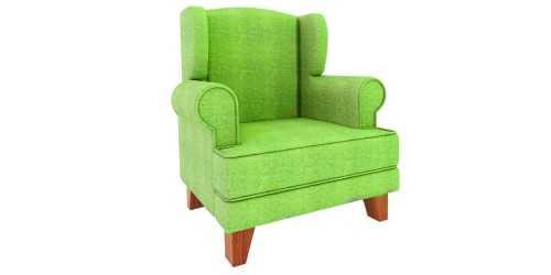 Willow Kids Armchair Green FurnitureSofa And ArmchairsArmchairs
