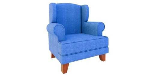 Willow Kids Armchair Blue FurnitureSofa And ArmchairsArmchairs