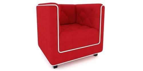Marie Kids Armchair Red FurnitureSofa And ArmchairsArmchairs