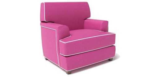 Bridget Kids Armchair Fuschia FurnitureSofa And ArmchairsArmchairs