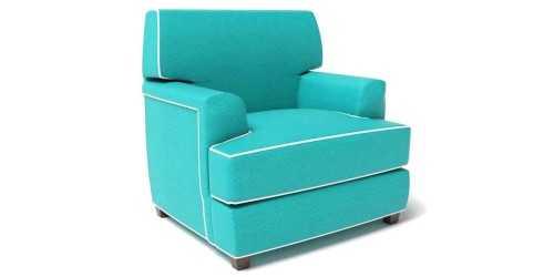 Bridget Kids Armchair Turquoise FurnitureSofa And ArmchairsArmchairs