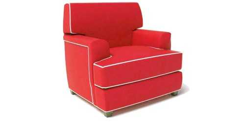 Bridget Kids Armchair Red FurnitureSofa And ArmchairsArmchairs