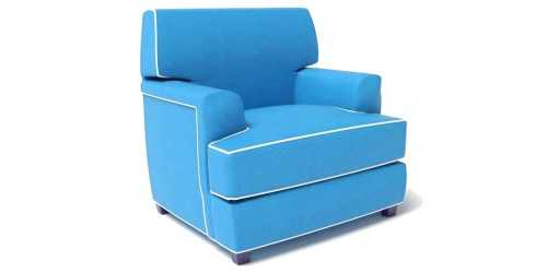Bridget Kids Armchair Baby Blue FurnitureSofa And ArmchairsArmchairs