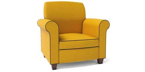 Foto produk  Abbey Kids Armchair Yellow di Arsitag