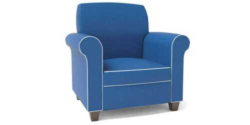 Foto produk Office Drawer Units Abbey Kids Armchair Blue di Arsitag