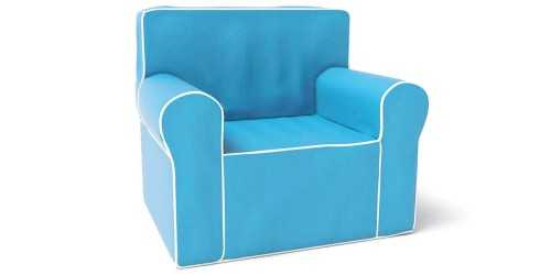 Adorable Kids Armchair Baby Blue FurnitureSofa And ArmchairsArmchairs