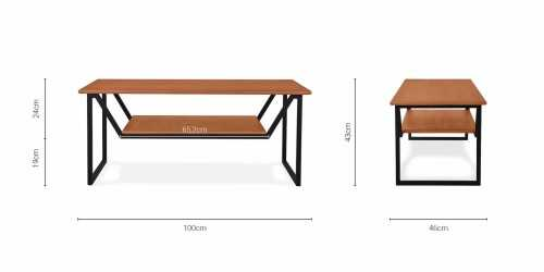 Coltrane Coffee Table FurnitureTables And ChairsCoffee Tables