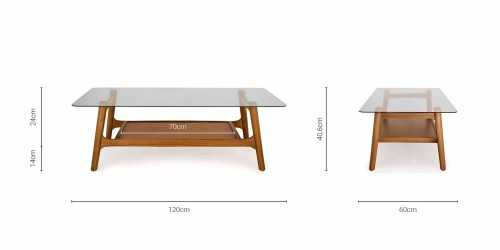 Wina Coffee Table FurnitureTables And ChairsCoffee Tables