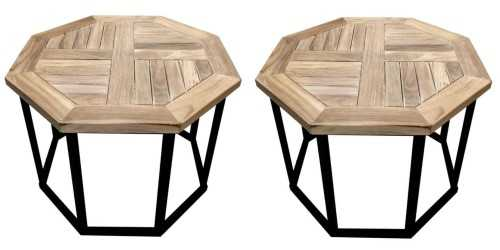 Hexa Twin Table FurnitureTables And ChairsCoffee Tables