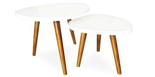 Volvo Coffee Table White FurnitureTables And ChairsCoffee Tables