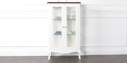 Foto produk  Baroque Display Cabinet Wide - Brown di Arsitag
