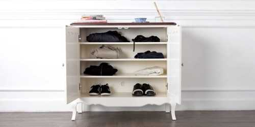 Foto produk  Baroque Shoe Cabinet - Brown di Arsitag