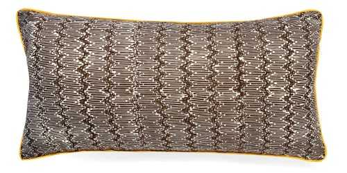 Hem Cushion Cover Long Brown DécorTextiles And RugsCushions