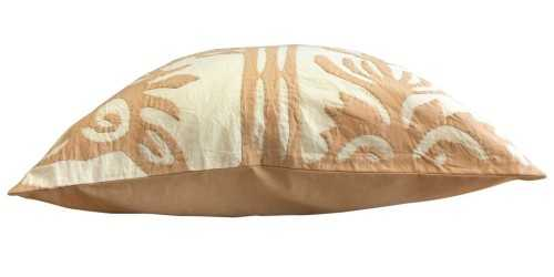 Foto produk  Aplique Cushion Motif 1 Brown di Arsitag