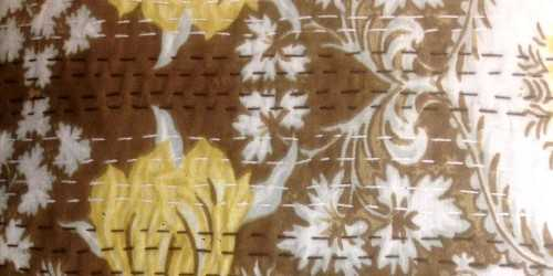 Kantha Cushion Motif 1 Small DécorTextiles And RugsCushions