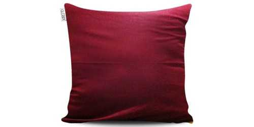 Marsala Cushion Maroon DécorTextiles And RugsCushions