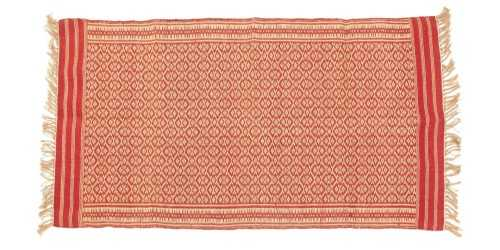 Hira Woven Carpet - Red DécorTextiles And Rugs