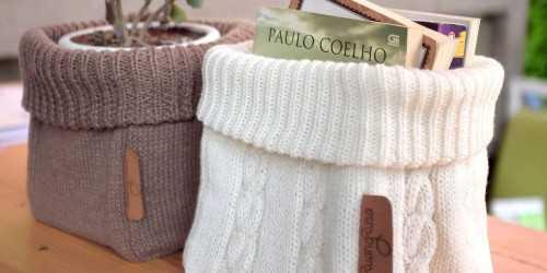 Knitter Box Pattern Medium DécorStorage And Space Organization