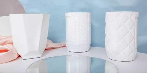 Prim White Vase DécorHome Decorations