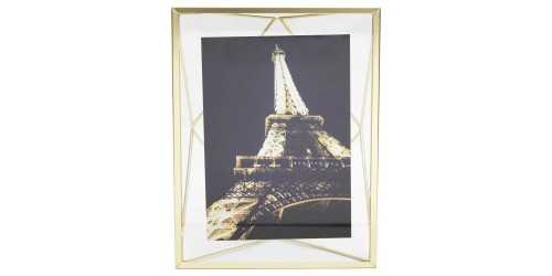 Trism Photo Frame 5X7 - Brown DécorArt And Prints