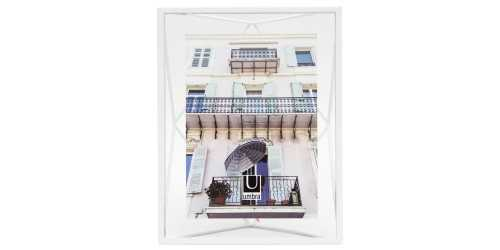 Trism Photo Frame 5X7 - White DécorArt And Prints