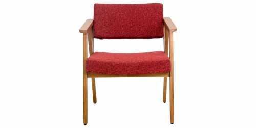 Eton Armchair Red FurnitureSofa And ArmchairsArmchairs