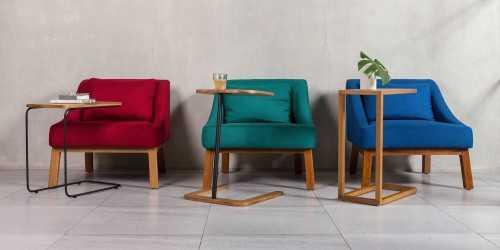 Taylor Armchair Blue Beach FurnitureSofa And ArmchairsArmchairs