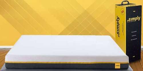 Simply Bed Kasur Queen (160 X 200) FurnitureSleeping Area And Children BedroomBeds