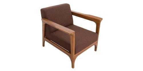 Java Armchair Brown Vienna FurnitureSofa And ArmchairsArmchairs